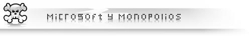 Microsoft y Monopolios