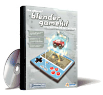 Descarga el Libro y CD de Blender Gamekit Gratis