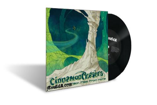 Disco de Cinnamon Chasers