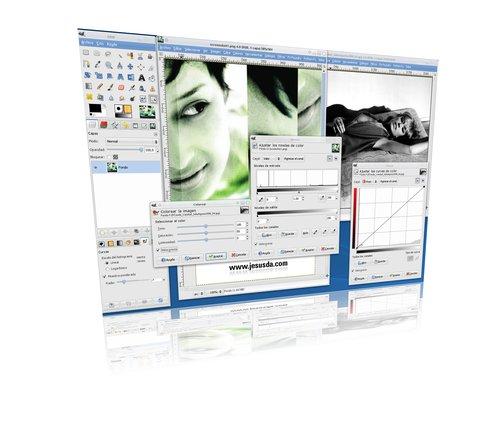 Gimp, programa de retoque y diseño gráfico libre