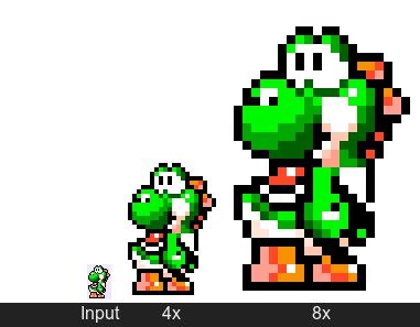 Pixel Art - Insckape 0.91
