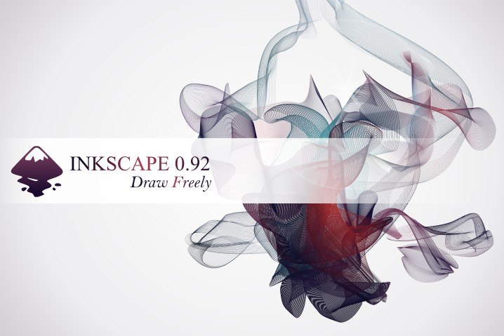 Diseño gráfico vectorial gratis con Inkscape