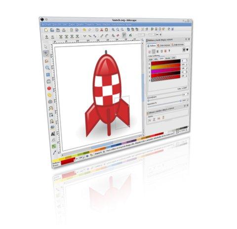 Inkscape, El mejor programa libre de diseño vectorial