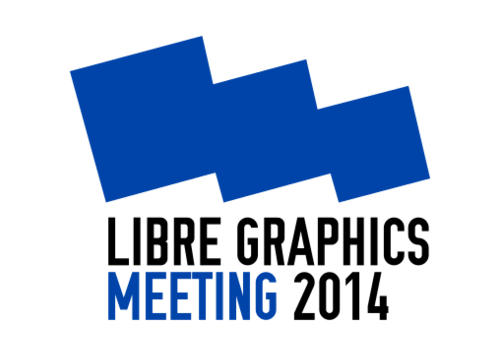 jEsuSdA Libre Graphics Meeting 2014 LGM2014