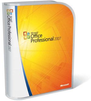 MS Office 2007 Box