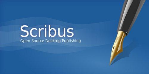 Scribus, programa libre de diseño y maquetación digital y para imprenta