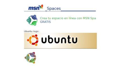 Plagio del logo de Ubuntu por Microsoft