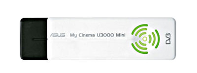 ASUS U3000Mini DVB-T