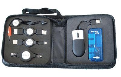 Kit de Viaje para Ordenadores Portátiles