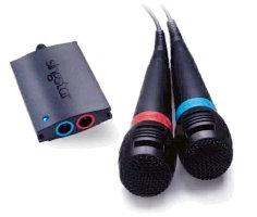 Micrófonos para Ultrastar NG, Performous, SingStar o Ultrastar deluxe
