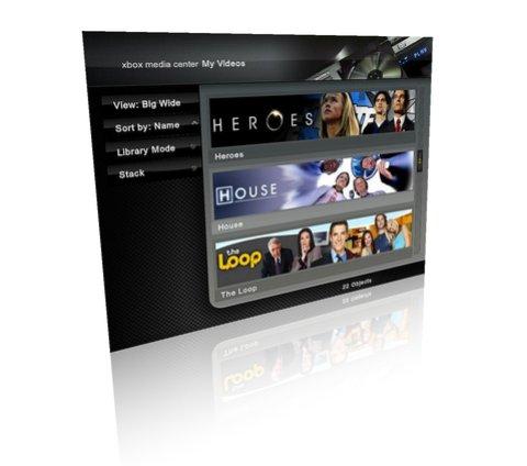 XBMC - XBox Media Center