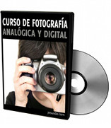 Ir a la Ficha del DVD Curso de fotografía trípode