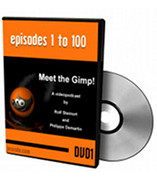 Ir a la Ficha del DVD Multimedia Meet The Gimp