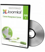 Ir a la Ficha del DVD Videotutoriales de Joomla DVD 1