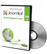 Ir a la Ficha del DVD Videotutoriales de Joomla DVD 2