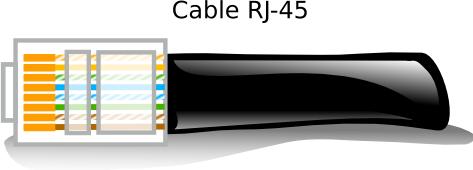 RJ-45 Crimpado