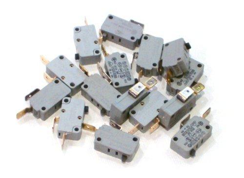 Interruptores para los botones