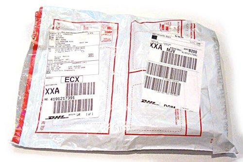 Paquete de mensajería con el I-PAC dentro