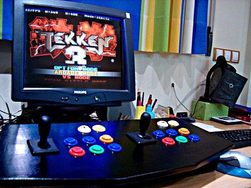Jugando con EPSXE a Tekken 3